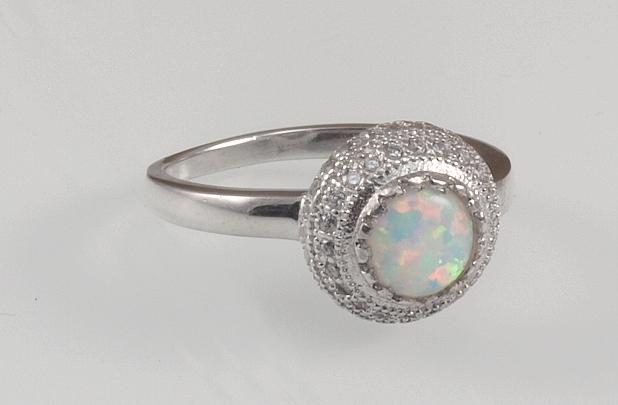 RiverSilverdesign. Stříbrný prsten. AGPRST750073