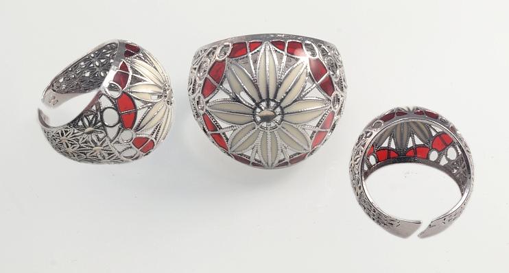 RiverSilverdesign. Stříbrný prsten .AGPRST80000